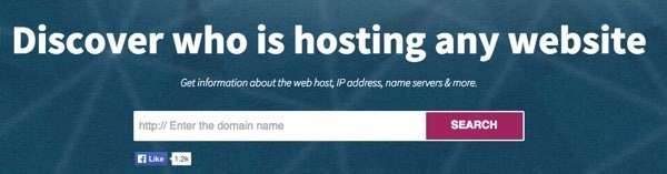 find web host